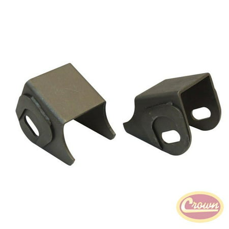 Control Arm Bracket (Crown Automotive RT21015 CASRT21015 97-06 TJ WRAN/84-01 XJ CHRKEE/86-92 MJ COMANCHE/93-98 ZJ GRAND CHRKEE CONTROL ARM BRACKET SET)