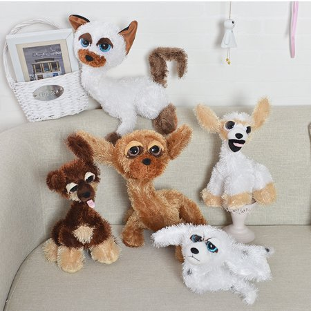 45cm Cute Simulate Creative Stuffed Jointed Doll Dog Toy Halloween Christmas Birthday Gift Ornament - Creative Stuff For Halloween