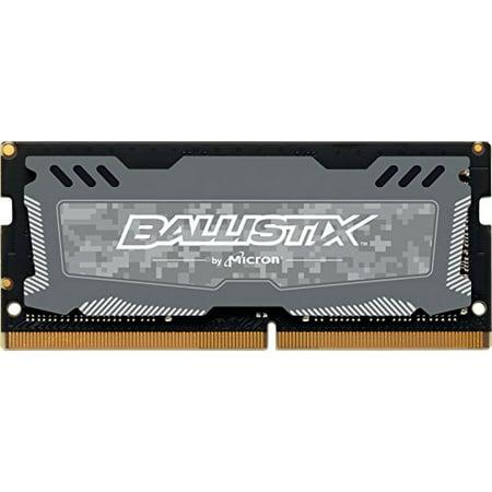 3 Gb Sdram Ram - Crucial Ballistix Sport LT 4GB [1 x 4 GB] DDR4 SDRAM Memory Module (bls4g4s240fsd)