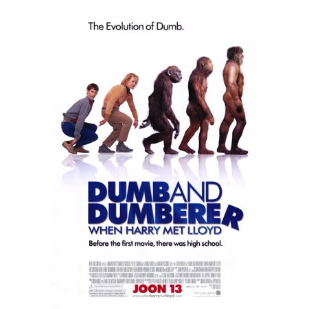 Dumb and Dumberer: When Harry Met Lloyd POSTER Movie (27x40)