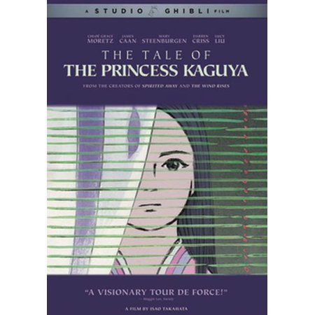 The Tale of Princess Kaguya (DVD) - Tales Of Halloween 2017 Online