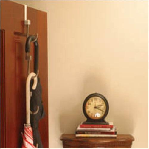 Global Door Controls Door Hanger and 4 Extended Wall Hook