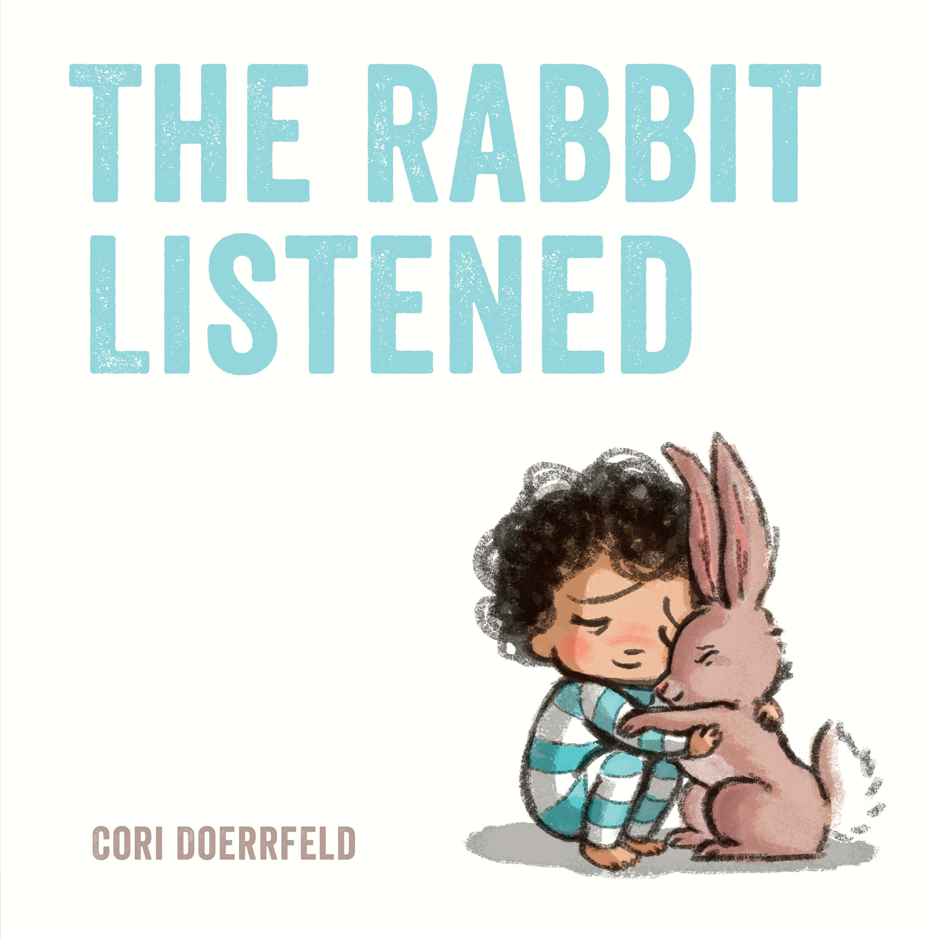 The Rabbit Listened (Hardcover)