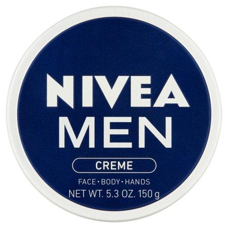 NIVEA hommes visage, corps, mains Crème 5,3 oz