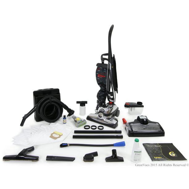 Rebuilt Kirby Avalir Vacuum With New Gv Tools Shampooer Bags 5 Year Warranty Walmart Com Walmart Com