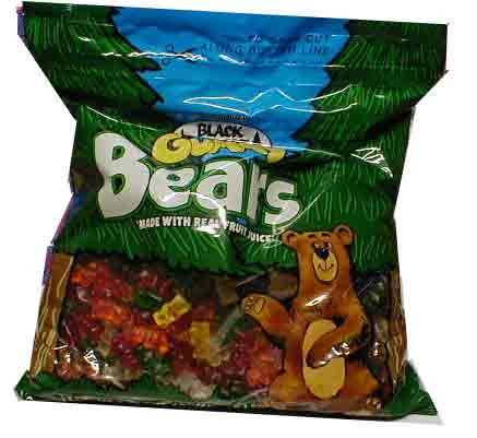 Black Forest Gummy Bears, 6 Pounds by Black Forest