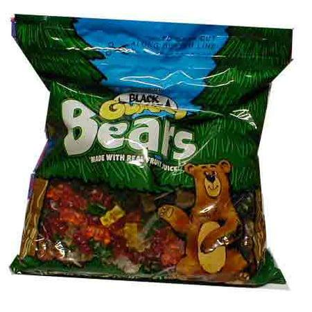 Black Forest Gummy Bears - 6lbs