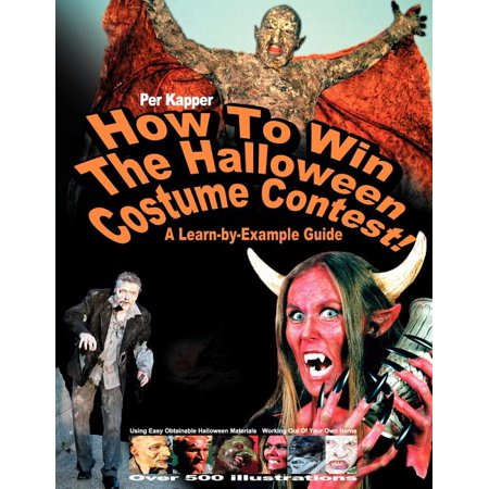 Prizes For Halloween Costume Contest (How to win the Halloween costume contest!)