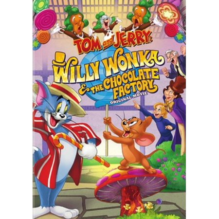 Tom & Jerry: Willy Wonka & the Chocolate Factory (DVD) - Willy Wonka Outfit