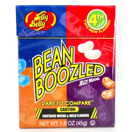 Jelly Belly Bean Boozled 4th Edition 1.6 OZ ()