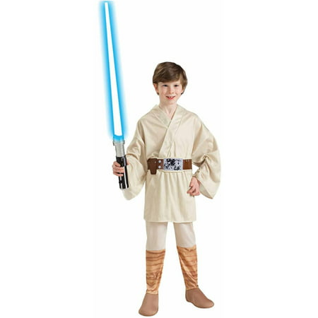 Luke Skywalker Child Halloween Costume - Luke Skywalker Halloween Costume Adults