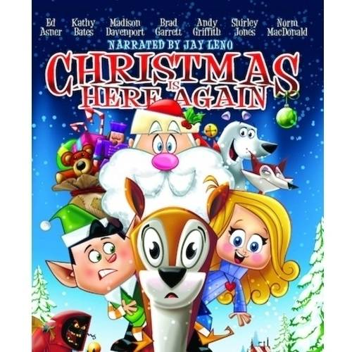 Christmas Is Here Again (Blu-ray) (Widescreen)