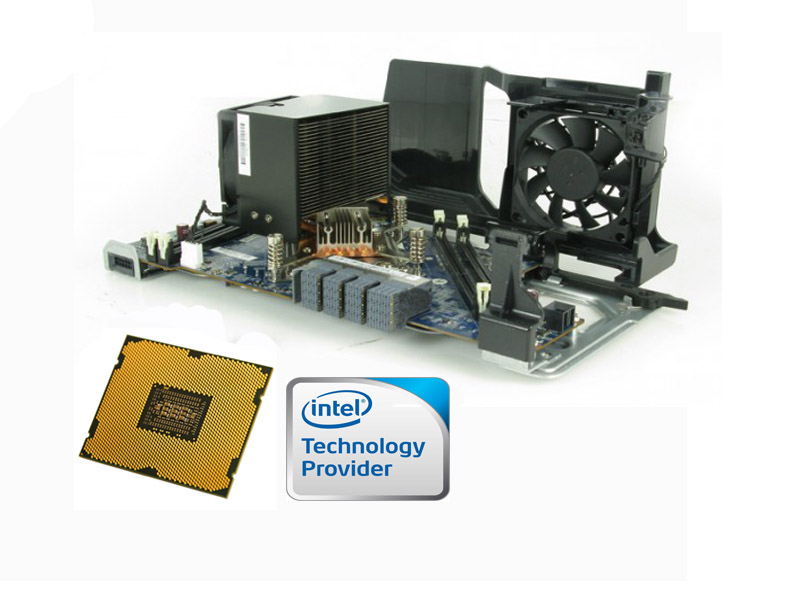 Intel Xeon E5-2695V2 SR1BA  Twelve Core 2.4GHz CPU Kit for HP Z620 by intel