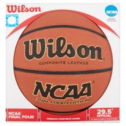 """Wilson NCAA Final 4 Edition Basketball 29.5"""" by Wilson Sporting Goods Co."""