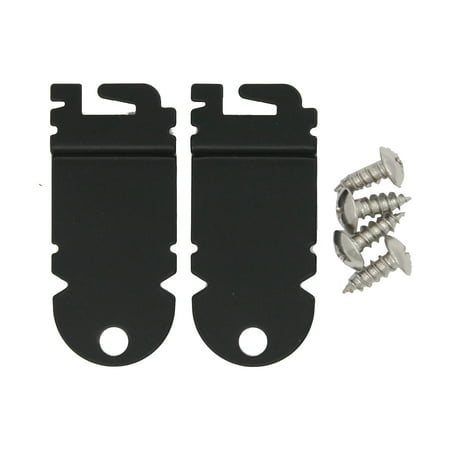 8212560 & 8269145 Mounting Bracket Replacement Kit With Screw Replacement for Amana ADB1400AWD4 Dishwasher - Compatible with WP8269145 & 8212560 Undercounter Dishwasher Mounting Bracket - image 1 de 4