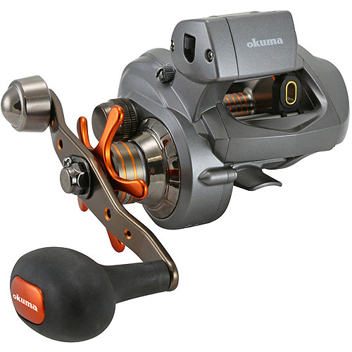 Okuma Coldwater 350 Low Profile Linecounter Right Hand Reel, CW354D