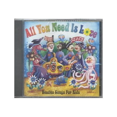 All You Need Is Love: Beatles Songs For Kids](Is Halloween Song)