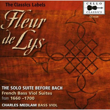 Solo Suite Before Bach