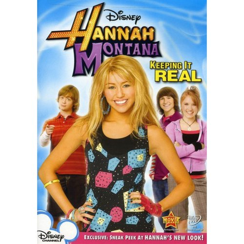 Hannah Montana: Keeping It Real (Full Frame)