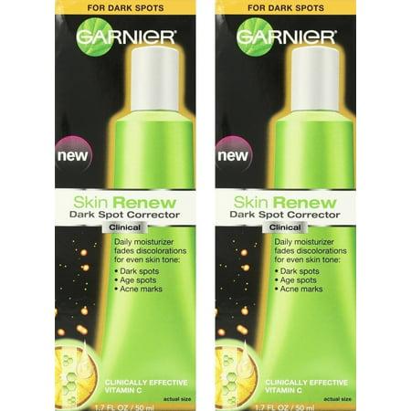 Garnier Skin Renew Clinical Dark Spot Corrector - 1.7 Fluid Ounces - 2 (Garnier Skin Renew Clinical Dark Spot Corrector Ingredients)