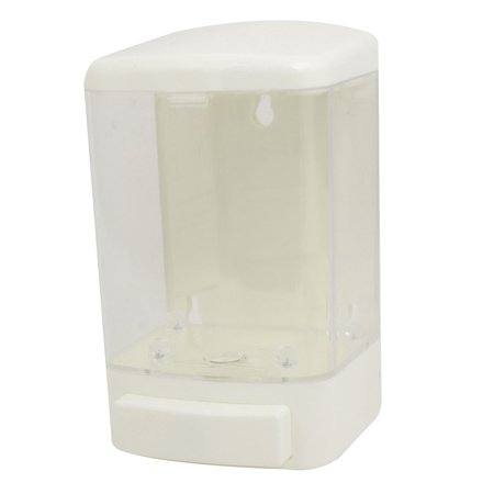 Absps Plastic 1000ml Wall Mount Bathroom Liquid Soap Dispenser