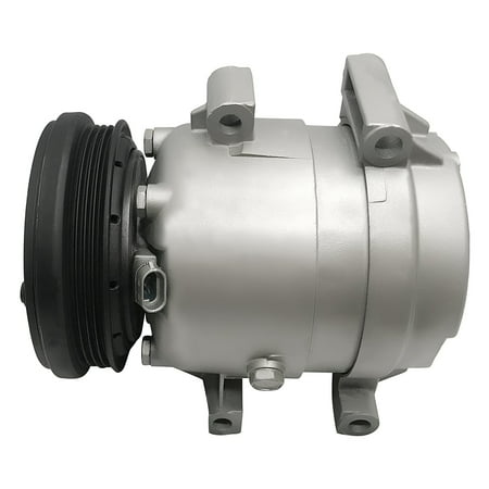 RYC Remanufactured AC Compressor and A/C Clutch FG277 Fits Chevrolet Corvette 5.7L 1997, 1998, 1999, 2000, 2001, 2002, 2003, 2004