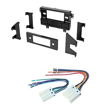1996 1997 Car Radio Wiring (CAR STEREO RADIO CD PLAYER RECEIVER INSTALL MOUNTING KIT WIRE HARNESS NISSAN 240 SX ALTIMA STANZA 1989 1990 1991 1992 1993 1994 1995 1996 1997 )