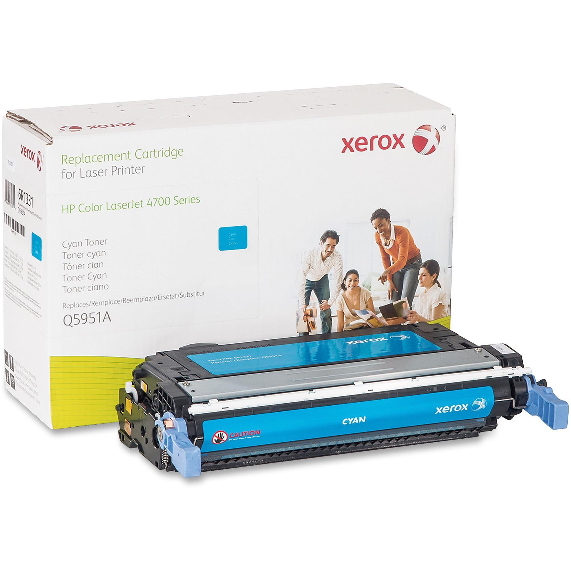 Xerox, XER6R1331, 6R1330/1/2/3 Reman HP 643A Toner Cartridges, 1 Each