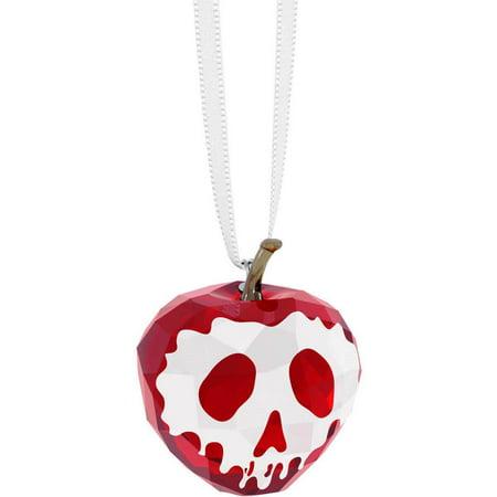 Swarovski Poisoned Apple Ornament ()