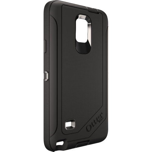 OtterBox Samsung Galaxy Note 4 Case Defender Series, Black by OtterBox