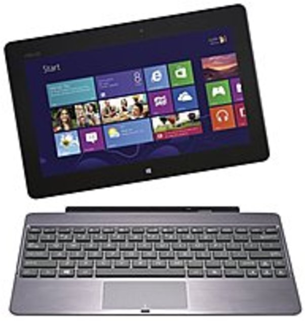 Asus VivoTab RT TF600T-B1-BUNDLE 10.1-inch Touchscreen Ta...