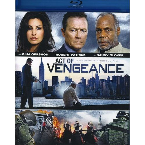 Act Of Vengeance (Blu-ray) (Widescreen)