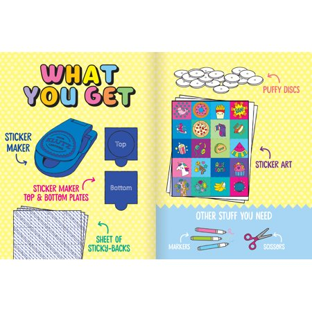Make Your Own Puffy Stickers- - image 1 of 1
