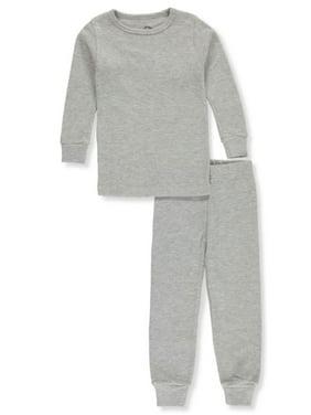 Jordache Boys' Ribbed 2-Piece Thermal Long Underwear Set (Little Boys)