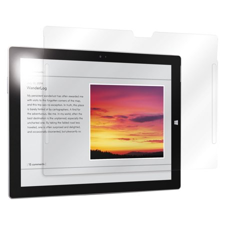 3M Anti-Glare Screen Protection Film for Microsoft Surface Pro 3/Pro