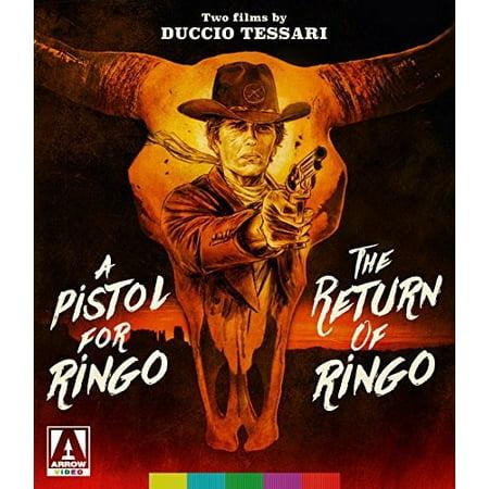 A Pistol for Ringo / The Return of Ringo (Blu-ray)](Release Date For Halloween Returns)