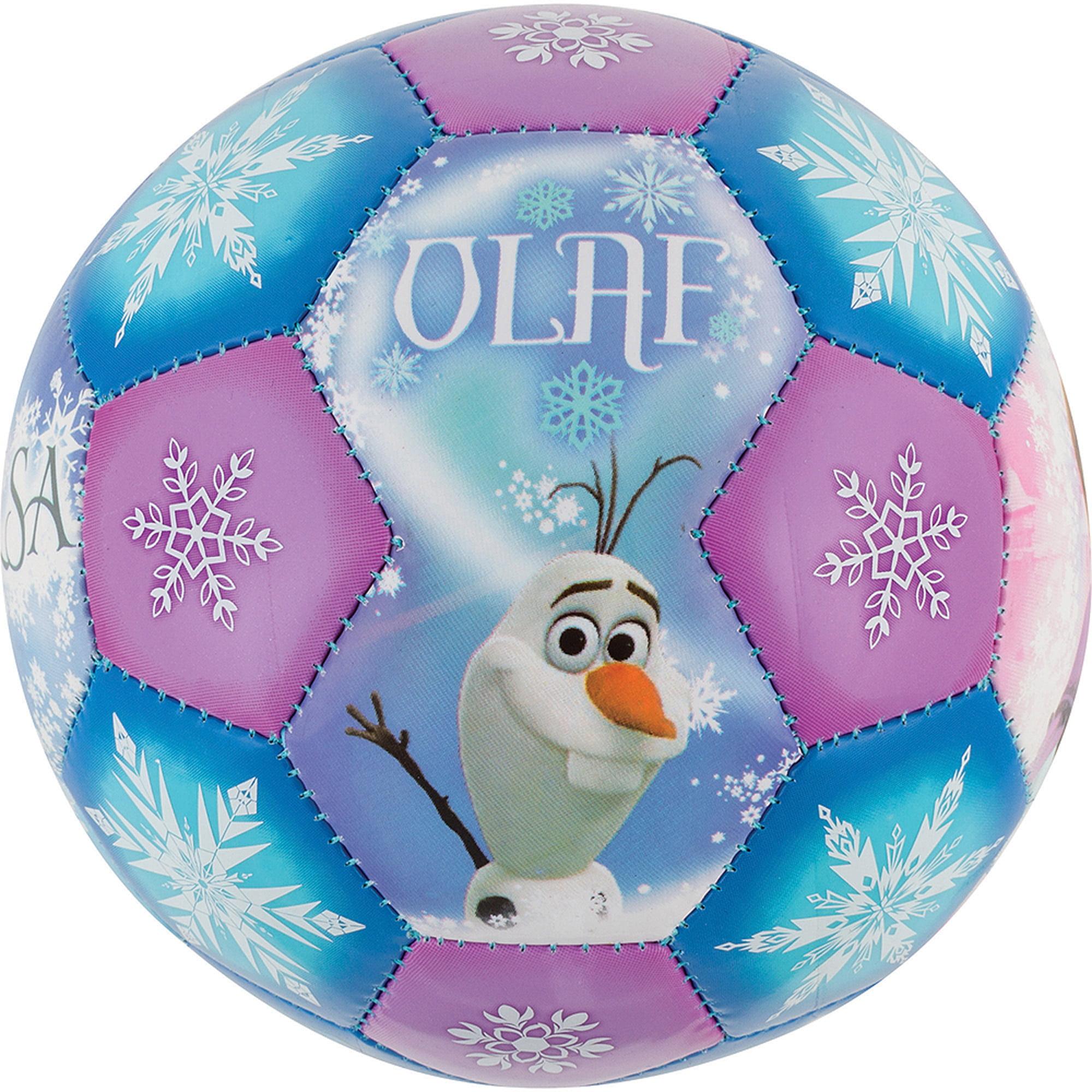 Franklin Sports Disney Frozen Size 3 Soft Foam Air Tech Soccer Ball by Franklin Sports