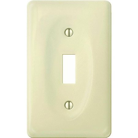 Porcelain Biscuit Switch Wall Plate