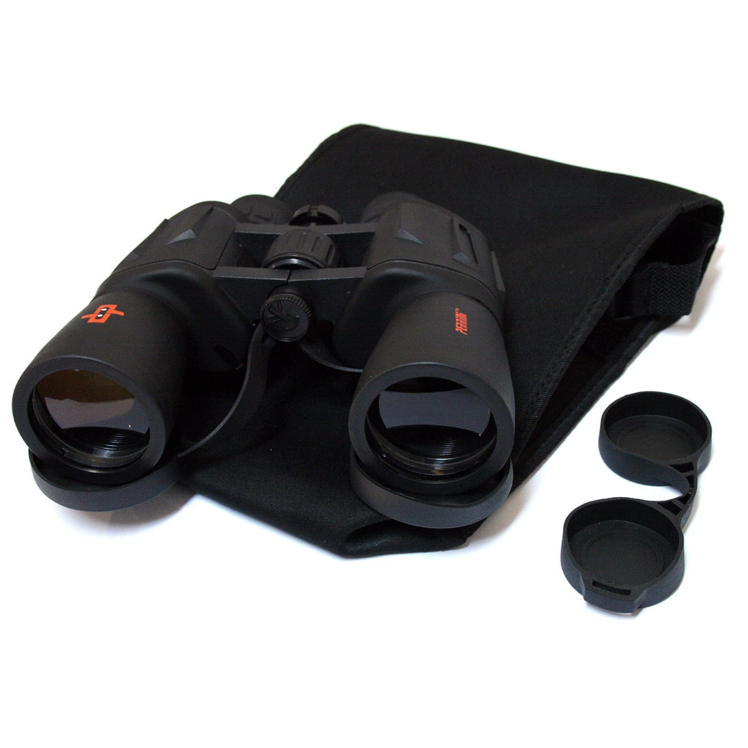 Perrini New 30X50 Zoom Binoculars Night Prism Sharp View 119M/1000M With Pouch