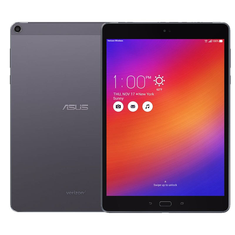 "ASUS ZenPad Z10 ZT500KL Tablet 9.7"" 32GB Android Verizon Wireless WiFi + 4G (Certified Refurbished, Good Condition)"
