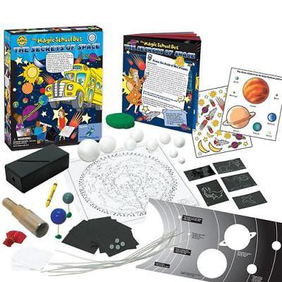 Office Space Kit (The Magic School Bus: The Secrets of Space Kit )