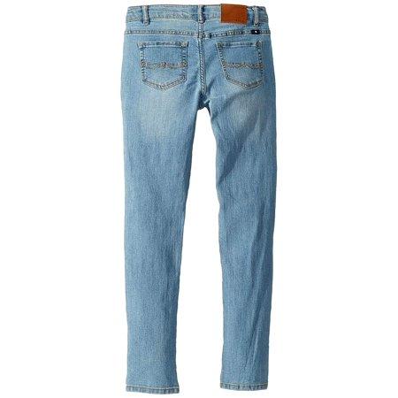 Lucky Brand Kids Zoe Jeans in Christie Wash (Big Kids) Christie Wash Volcom Black Jeans