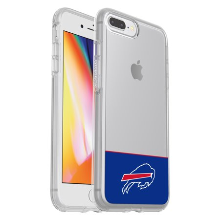 Buffalo Bills OtterBox iPhone Clear Symmetry Case