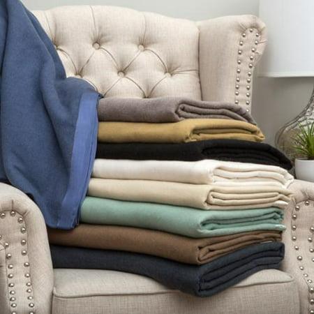 Himalya Trading Company of New York Luxury 100-percent Cashmere Blanket