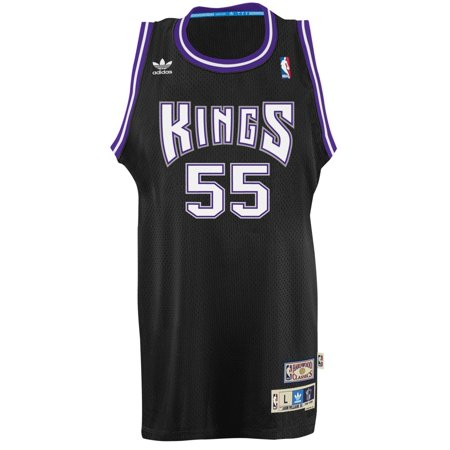 sports shoes a3e12 426dc Jason Williams Sacramento Kings Adidas NBA Throwback ...