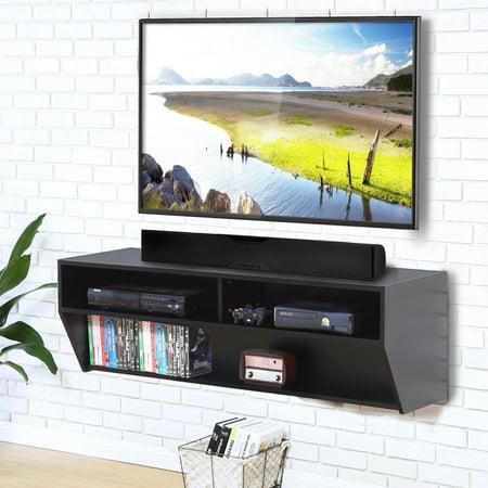 771eabfa20fd 48 5 Tv Stand Entertainment Center Media Console Furniture Wood