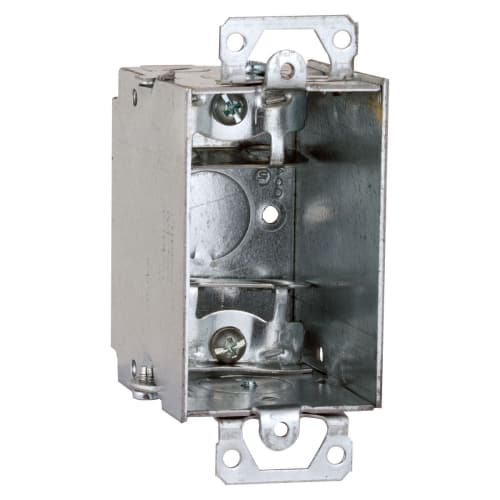 Electrical Box,Switch,3x2x2-1/2 in. RACO 518