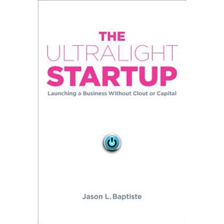 The Ultralight Startup - eBook (Best Ultralight For The Money)