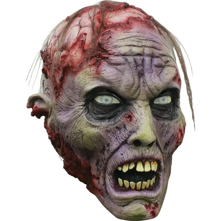 Brains Latex Mask Adult Halloween - Brain Juice Halloween