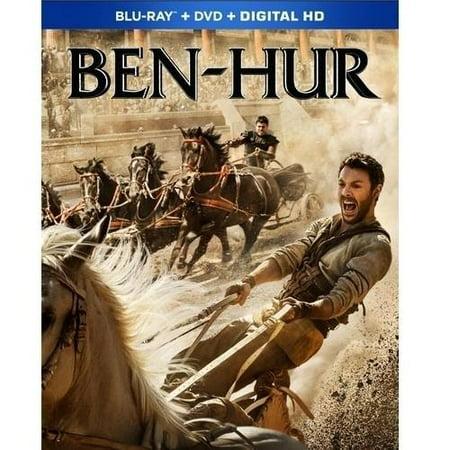 Ben Hur  2016   Blu Ray   Dvd   Digital Hd   With Instawatch   Widescreen